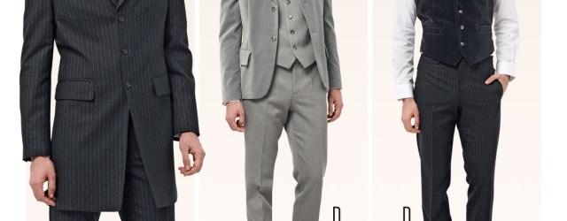 Mens Suit Sewing Patterns Burda Style B6871 Menswear Sewing Pattern
