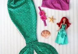 Mermaid Tail Sewing Pattern I Made A Mermaid Tail Candice Ayala