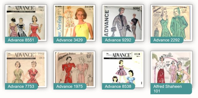 Old Sewing Patterns A Wikia Of 85000 Vintage Sewing Patterns Spanning Six Decades