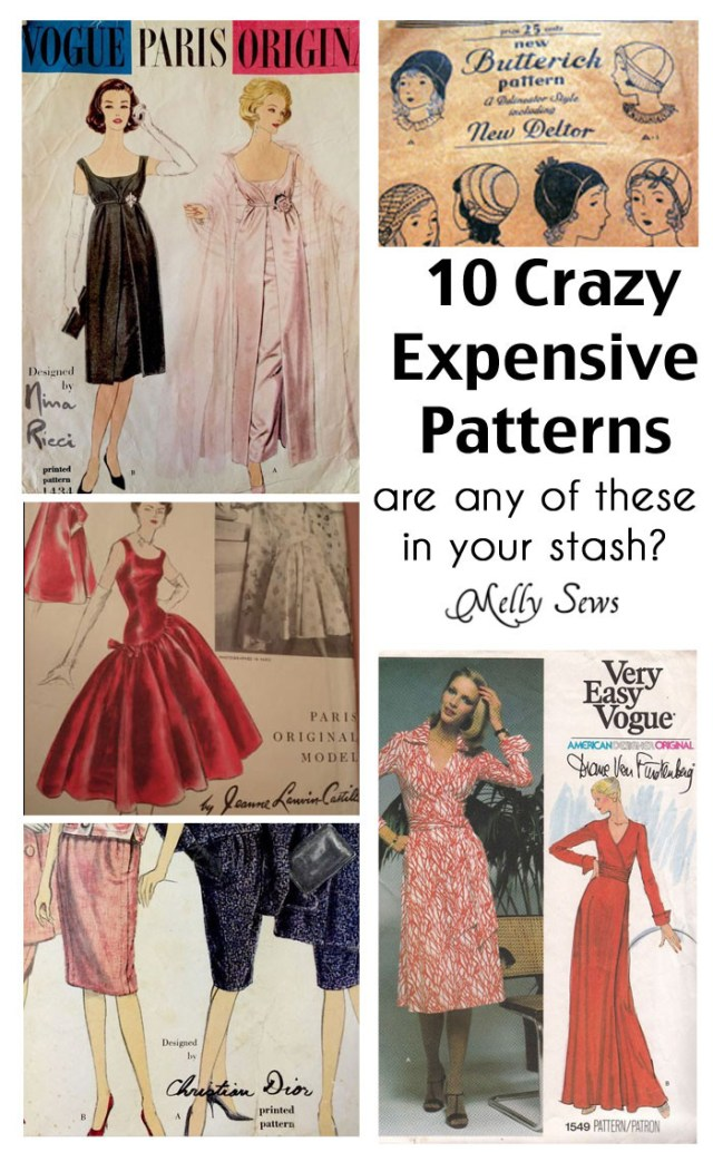Old Sewing Patterns Vintage Sewing Pattern Are Old Sewing Patterns Worth Anything 8
