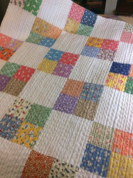 Quilting Patterns Easy A Pretty Quilt Made For Charity Love The Quilt Stitching Mama