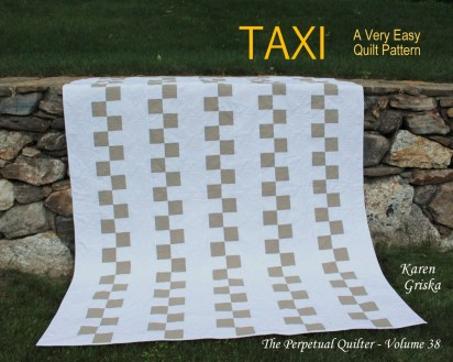 Quilting Patterns Easy Taxi Easy Quilt Pattern Modern Quilt Pattern Wedding Quilt Etsy