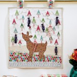 Reindeer Sewing Pattern Reindeer Fabric Advent Calendar Free Sewing Patterns Sew Magazine