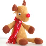 Reindeer Sewing Pattern Reindeer Sewing Pattern Christmas Plushie Holiday Softie Etsy
