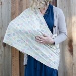 Scarf Sewing Pattern These Little Loves Free Pattern Nursing Infinity Scarf Diy