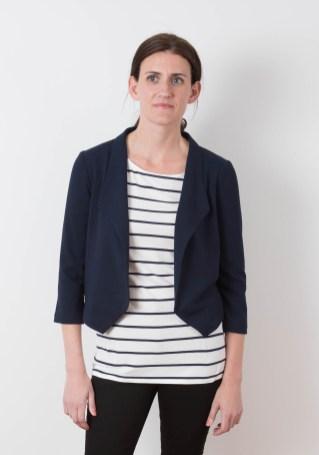 Sewing Pattern Womens Coat Morris Blazer Paper Pattern Grainline Studio