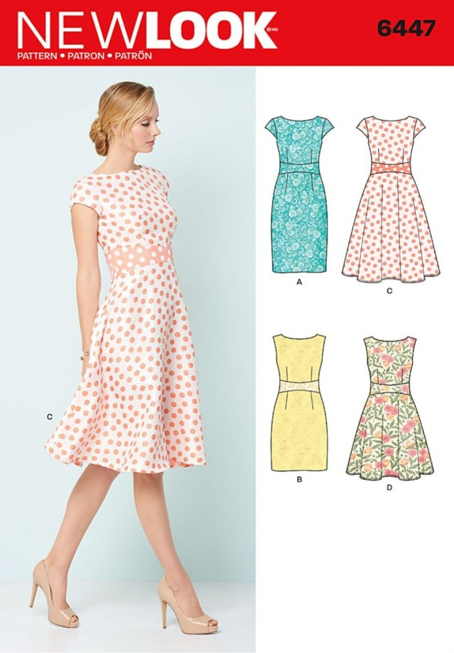 Sewing Patterns For Dresses 45 Free Printable Sewing Patterns To Sewing Sewing Patterns