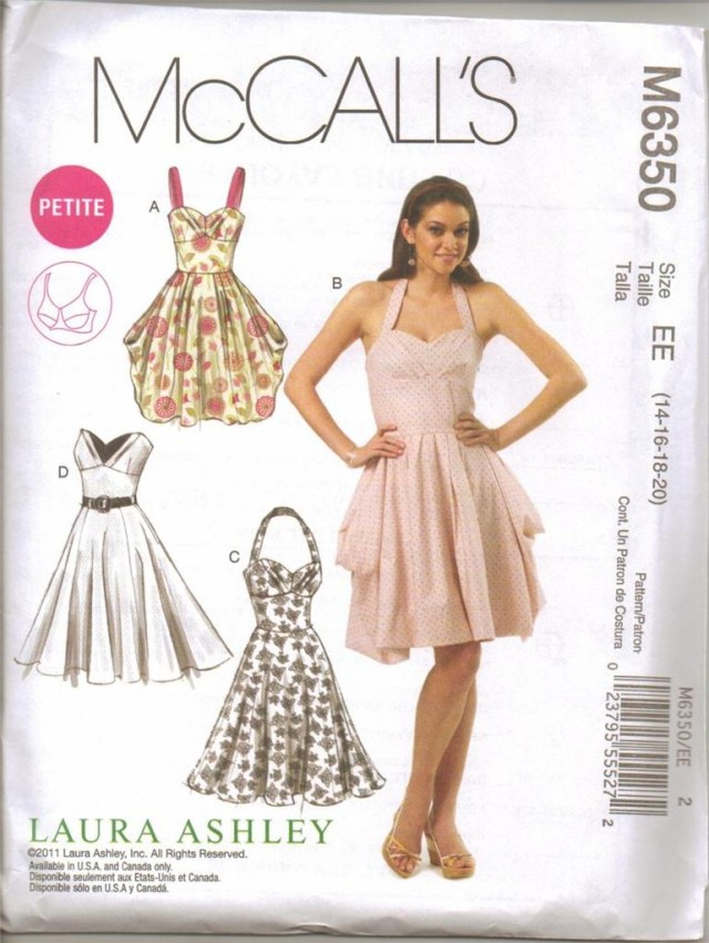 Sewing Patterns Plus Size Mccalls Sewing Pattern Misses Dress With Mccalls Plus Size Dresses