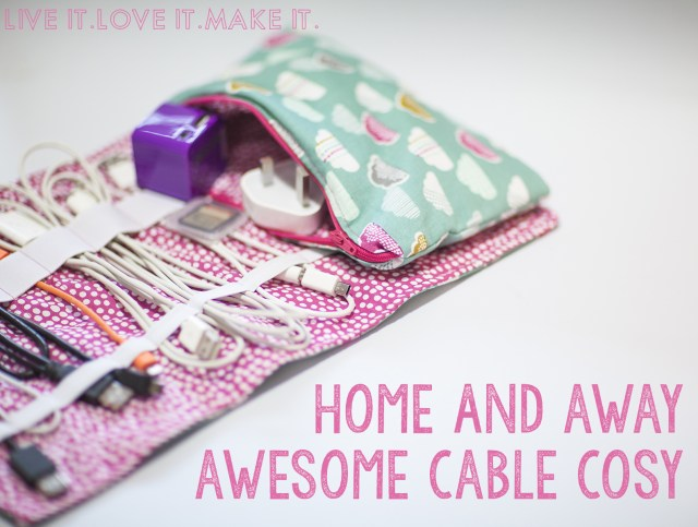 Sewing Wallet Pattern Free Live It Love It Make It Makers Month Make It Cable Cosy