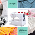 Sewing With A Serger How To Make A Cover Hem With A Serger Sew4home