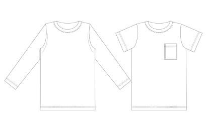 Shirt Sewing Pattern Kids T Shirt Pattern Pdf Boys T Shirt Pattern Kids Sewing Patterns