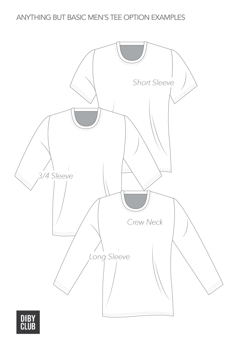 Shirt Sewing Pattern The Perfect Mens Shirt Pattern For Free Di Club