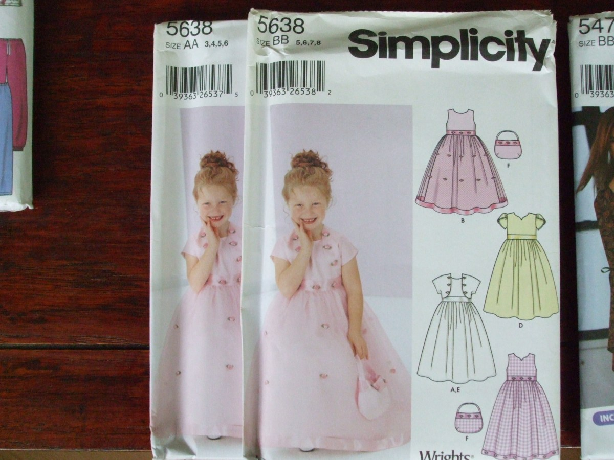 Simplicity Sewing Patterns Canada Formal Girls Dress Sewing Patterns Vogue Simplicity Burda Mccalls