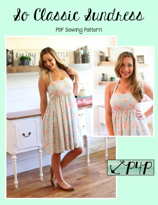 Sundress Sewing Patterns So Classic Sundress Patterns For Pirates