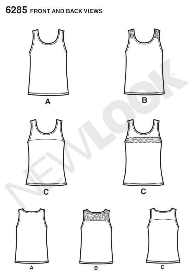 Tank Top Sewing Pattern Tank Top Sewing Pattern Cool Fashion Sewing Pattern For Women Four