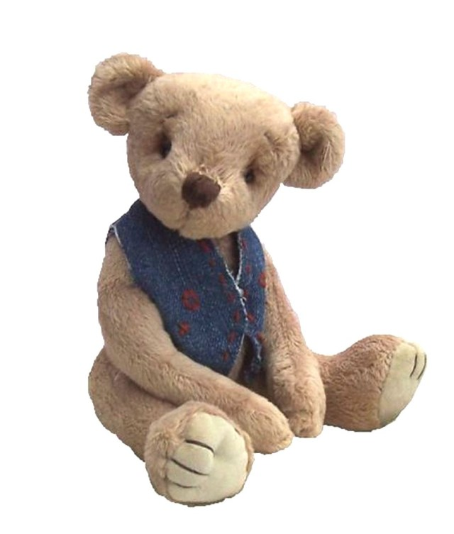 Teddy Bear Sewing Pattern Bertram Soft Toy Teddy Bear Sewing Pattern