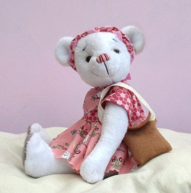 Teddy Bear Sewing Pattern Phoebe Dressed Teddy Bear Sewing Pattern Pcbangles