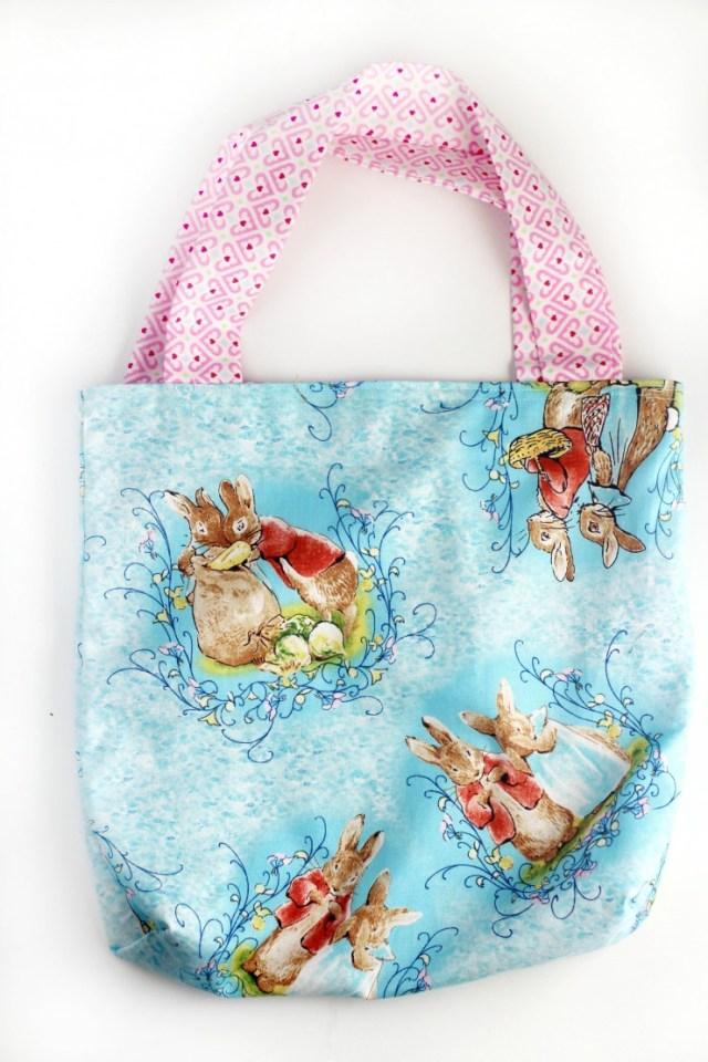 Tote Bag Sewing Pattern Simple Kids Tote Bag Sewing Tutorial Frugal Mom Eh
