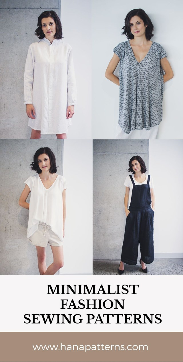 Trendy Sewing Patterns New Modern Sewing Patterns For Women Minimalist Chic And