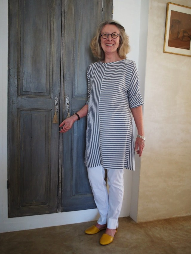 Tunic Sewing Pattern Our New Pattern The Ola Tunic Top Sew Tessuti Blog