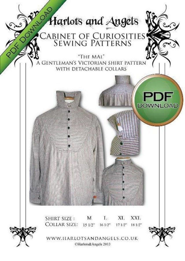 Victorian Sewing Patterns Unique Diy Victorian Steampunk Clothing Patterns From Harlots And Angels