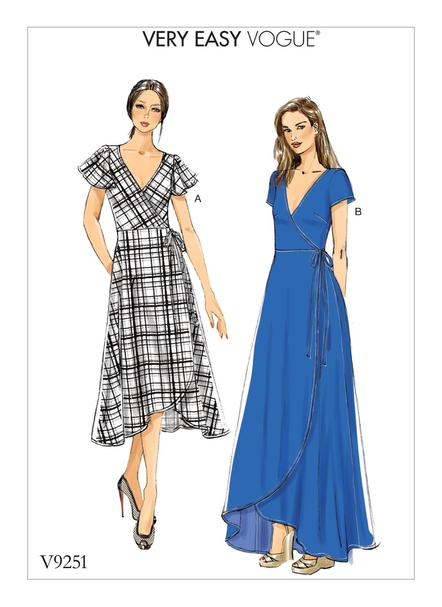 Vogue Sewing Patterns V9251 Vogue Patterns Patterns I Want Pinterest Sewing
