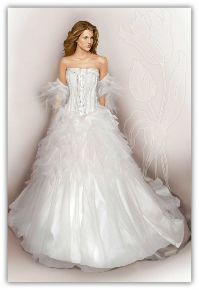 Wedding Dress Patterns To Sew Wedding Dress Sewing Pattern 2001 Made To Measure Sewing Pattern