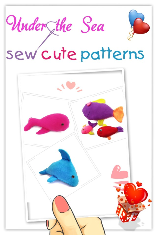 Whale Pattern To Sew Store Sew Cute Patterns Pinterest Sewing Pattern And Sewing