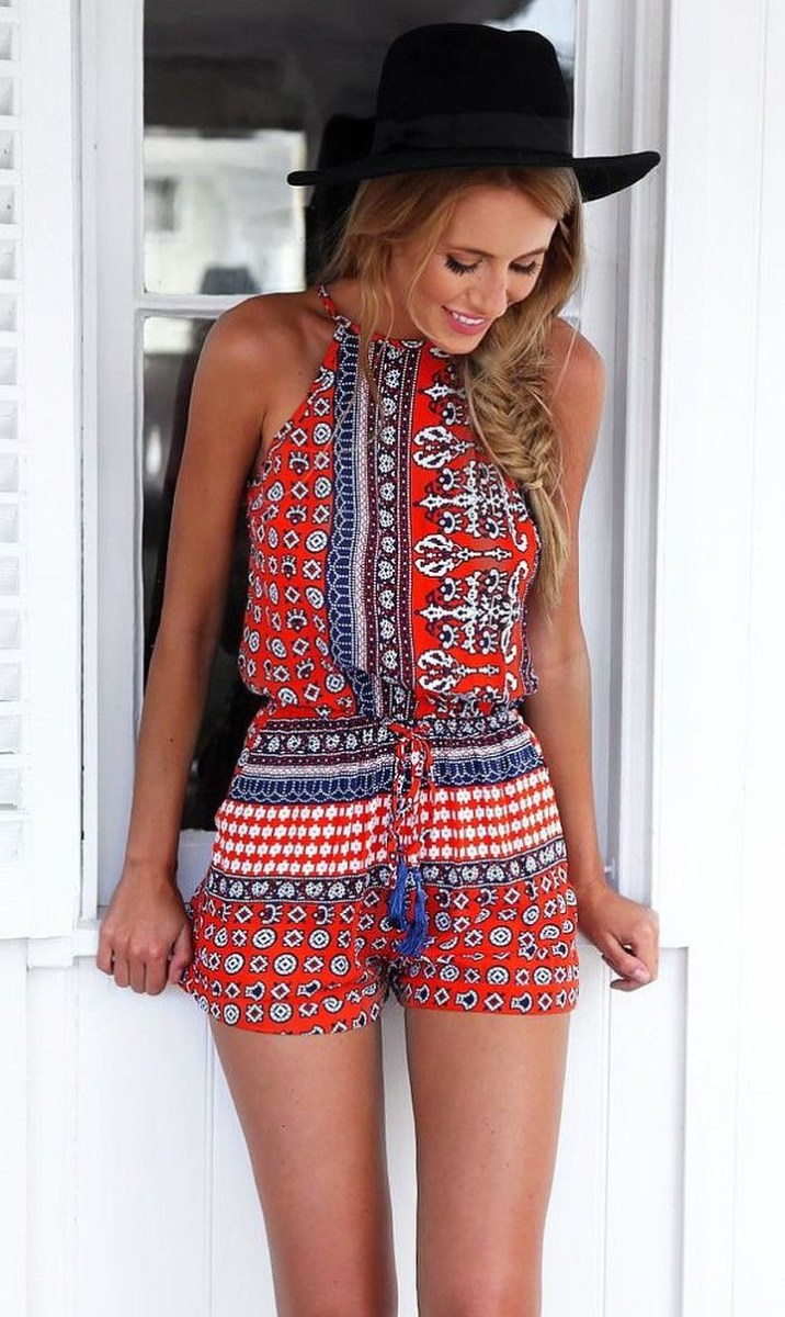 Womens Romper Sewing Pattern How To Sew A Romper Free Pattern And Video Tutorial Someday I