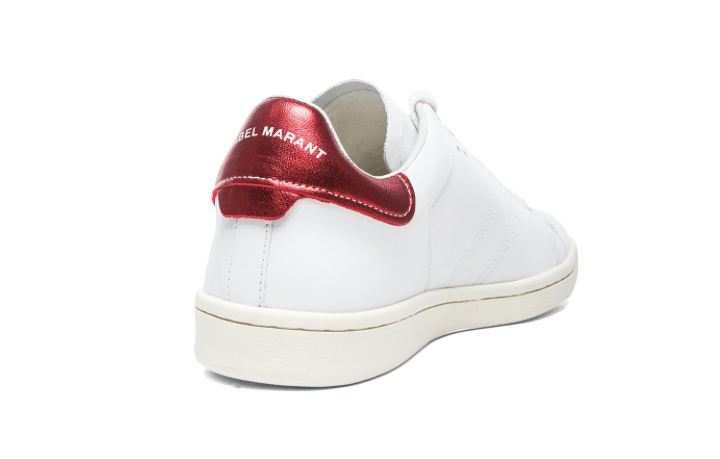 Isabel Marant Bart Sneakers in pelle
