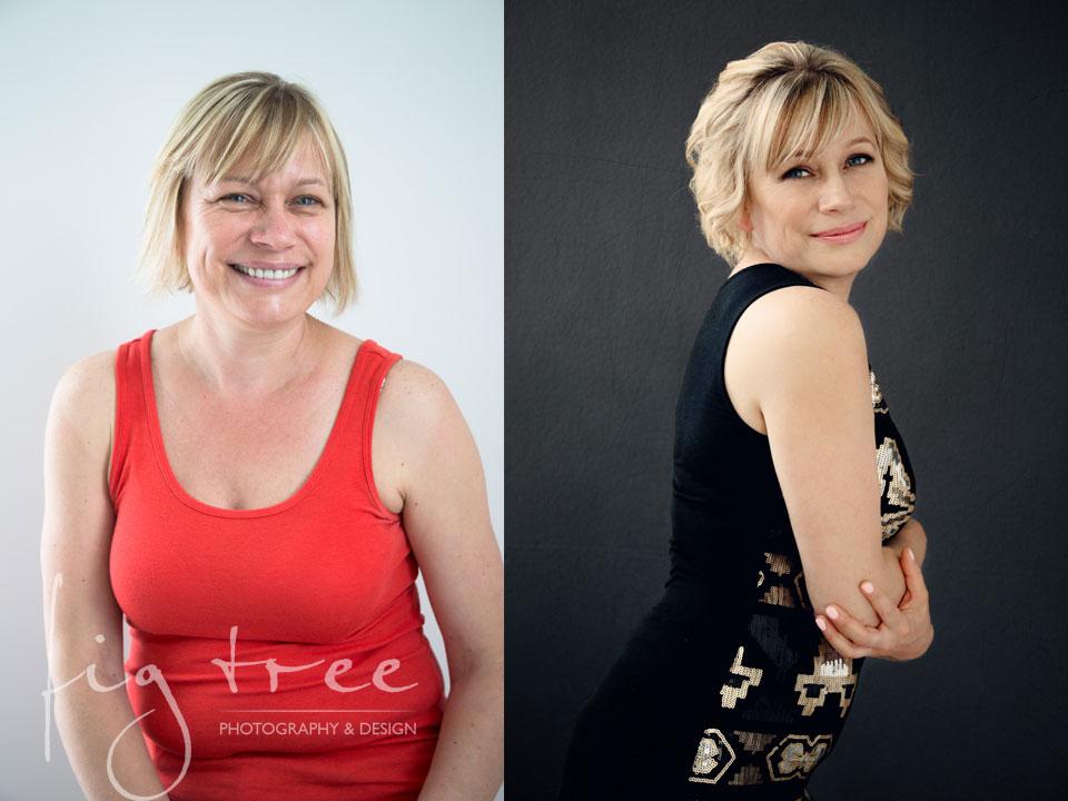 Before & After - Bozena