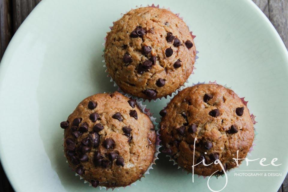 Cappucino muffins