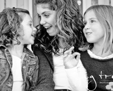 Three sisters – New Jersey portrait session