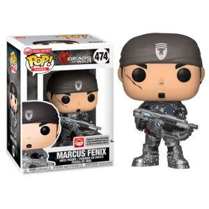 POP figure Gears of War Marcus series 3