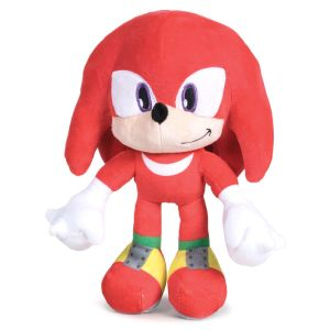Sonic Knuckles soft plush toy 24cm