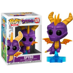 POP figure Spyro
