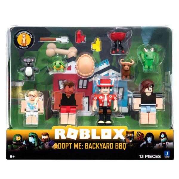 Roblox Adopt Me: Backyard BBQ set