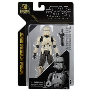 Star Wars Imperial Hovertank Driver figure 15cm