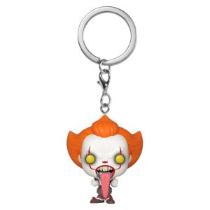 Pocket POP keychain IT Chapter 2 Pennywise with Dog Tongue