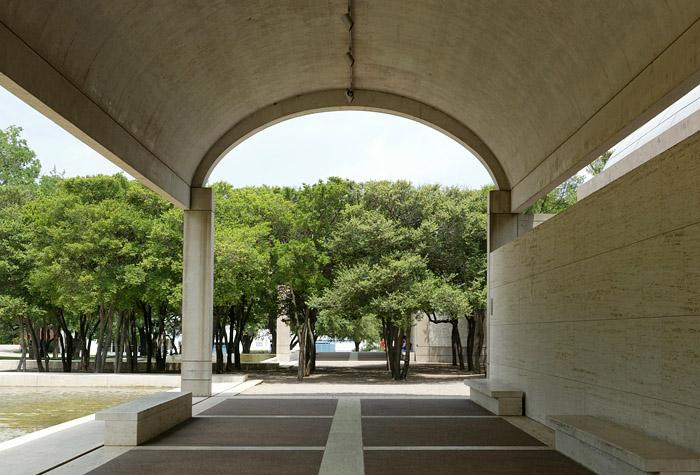 Kimbell Art Museum Louis Kahn