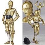 駿河屋更新情報まとめ! 「スター・ウォーズ リボ No.003 C-3PO 「スター・ウォーズ エピソード5/帝国の逆襲」」他。フィギュア新作予約/値下げ/入荷情報