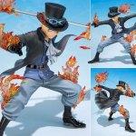更新【あみあみ】フィギュアーツZERO サボ -5th Anniversary Edition- 『ONE PIECE』