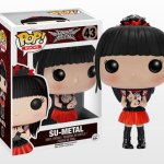 更新!【あみあみ】POP! -Rock Series: BABYMETAL SU-METAL