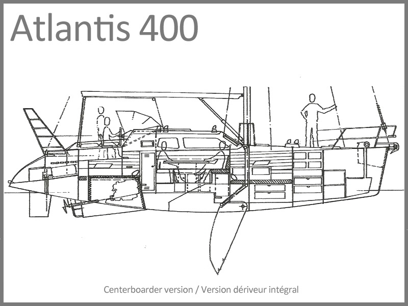 atlantis line drawing