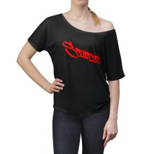 Static Slouch Red
