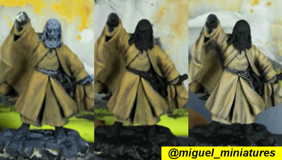 How to Paint Gandalf the White