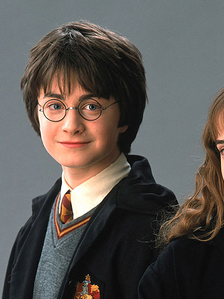 Potter Ron Pop Weasley Granger Harry And Hermione