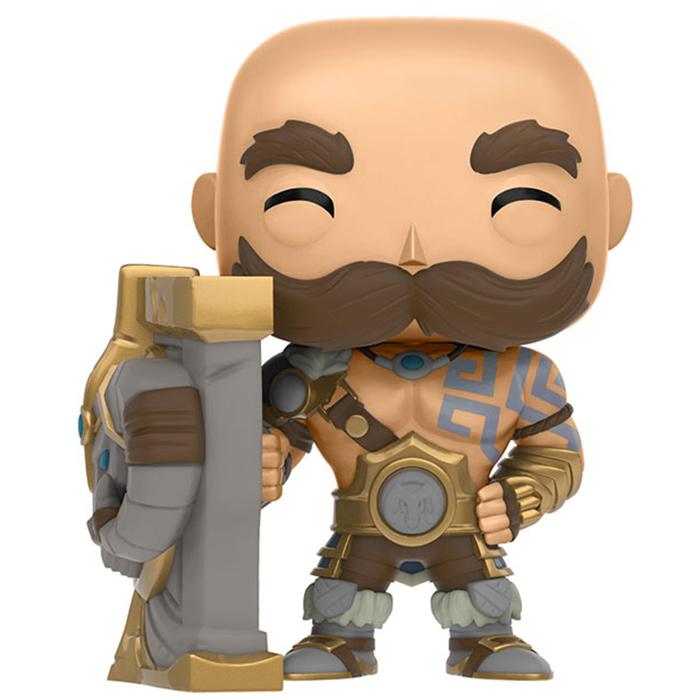 Figurine Braum League Of Legends Funko Pop