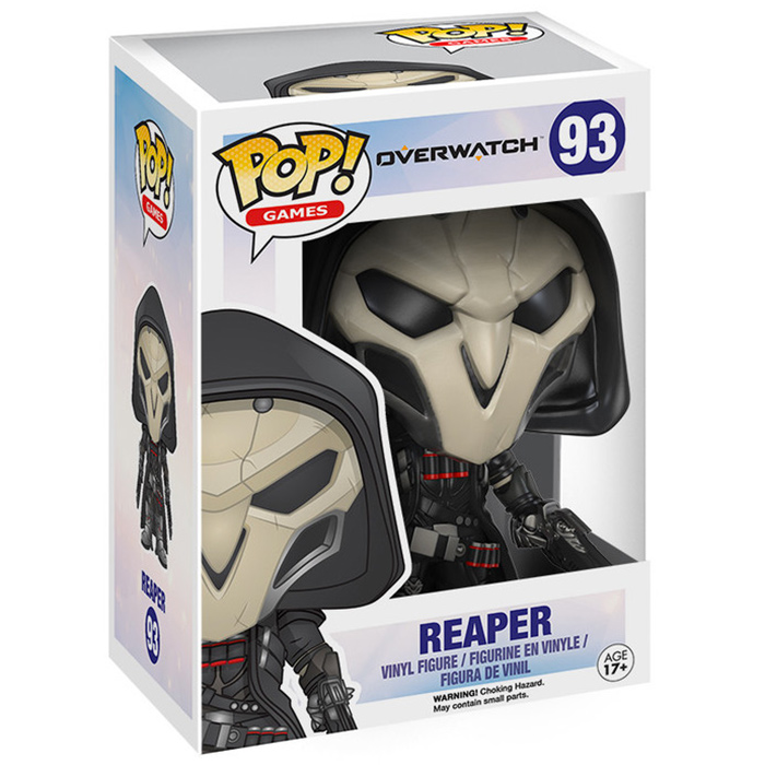Figurine Reaper Overwatch Funko Pop