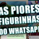 Figurinhas WhatsApp 😷